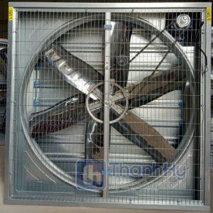 Quạt thông gió vuông HTA1380 380v